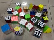 Профессиональные кубики рубика Gan356/Valk3/MoYu/Qiyi/Weilong/Оригинал