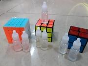 Силиконовая смазка для кубиков Рубика/10 мл./Качество/Спецсмазка/